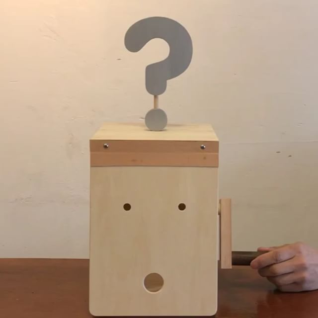 What's inside of me? 7Made for a science museum 僕の中はどうなっているでしょう?7科学館のために作りました。