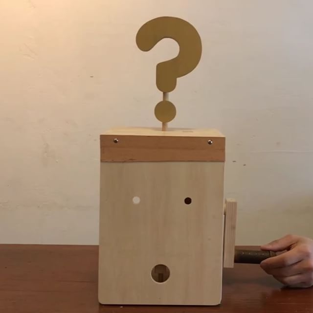 What's inside of me? 6Made for a science museum 僕の中はどうなっているでしょう?6科学館のために作りました。