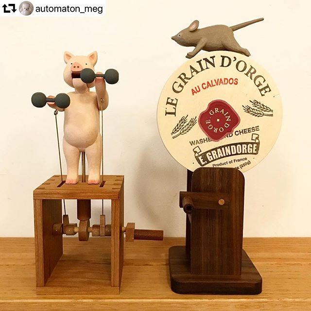 明日、有馬玩具博物館(@arimatoys )のショップへ発送します!初売りに登場かな?早い者勝ち〜
